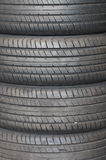 Tire background Royalty Free Stock Photo