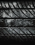 Tire background Royalty Free Stock Photography