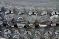 Tire for bicycle Stock Images