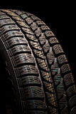 Tire close up Royalty Free Stock Image