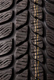 Tire close up Stock Photo
