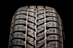 Tire close up Stock Image