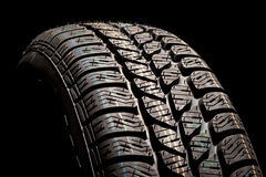 Tire close up Royalty Free Stock Photography
