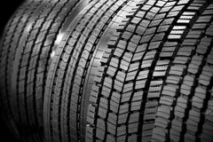 Tire close up Stock Images