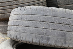 Tire Royalty Free Stock Photography