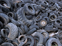 Tire dump 2 Stock Photography
