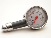 Tire gauge Stock Image