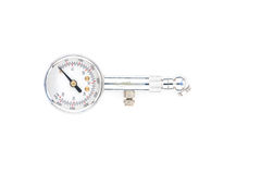 Tire Gauge Royalty Free Stock Photography