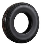 Tire. Isolated Royalty Free Stock Images
