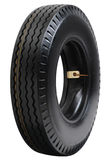 Tire. Isolated Stock Image
