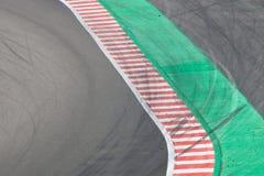 Tire marks Stock Photos