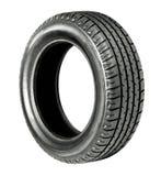 Tire. New modern tire for cargo cars Stock Photos