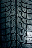 Tire pattern Stock Image