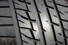 Tire pattern Stock Images