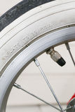 Tire pressure Royalty Free Stock Images