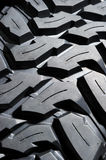 Tire protector pattern Royalty Free Stock Photography