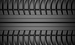 Tire texture. Background texture of car tire Royalty Free Stock Photography