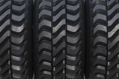 Tire texture background Stock Images