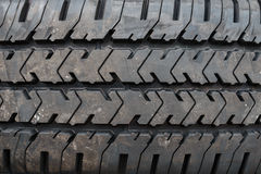 Tire texture Royalty Free Stock Photo