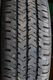 Tire texture Stock Photo