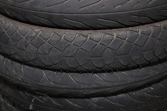 Tire Textures Royalty Free Stock Images
