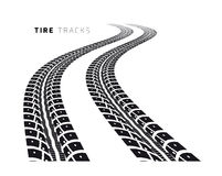 Free Tire Tracks Stock Photo - 49509450