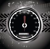 Tire tracks. Over  background vector illustration Stock Photo