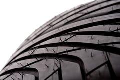 Tire tread Stock Image
