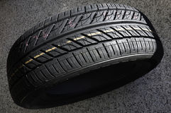 Tire Tread Royalty Free Stock Image