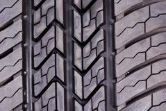 Tire Tread 2 Stock Photography
