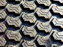 Tire tread. Tread of new tire Stock Photo