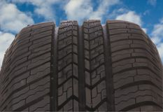 Tire Tread 6 Stock Image
