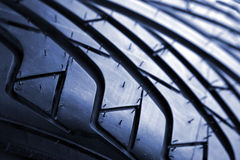 Tire tread Royalty Free Stock Images