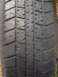 Tire tread. Close up of a tires tread Stock Photos