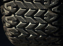 Tire Tread Stock Image