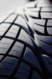 Tire Tread. Image of a tire tread design Royalty Free Stock Images