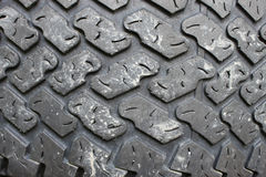 tire tread pattern Stock Images