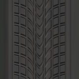 Tire Tread Pattern. A car or truck tire tread texture that tiles seamlessly Royalty Free Stock Image