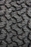 Tire tread texture Royalty Free Stock Photos