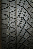 Tire treads Royalty Free Stock Photos