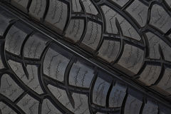 Tire Treads Stock Photos