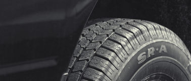 Tire and Treads Stock Images
