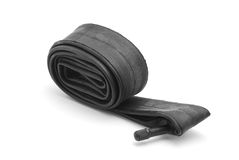 Tire tube Royalty Free Stock Photo