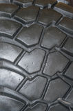 Tire wheel protector Royalty Free Stock Images
