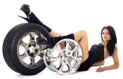 Tire. Stock Image