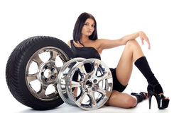 Tire. Stock Photography