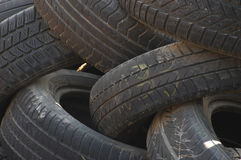 Tires Stock Image