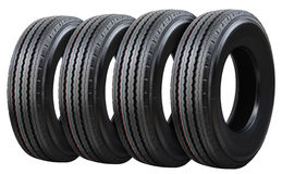 Tires. Stock Photography