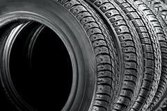 Tires Royalty Free Stock Photos