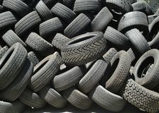 Tires. Constitute the beginning of recyclables dominating the industry as far as reusable and recyclable. whether they\'re used for more  or as such, this Royalty Free Stock Images